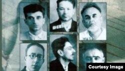 Ученые, репрессированные из Азербайджана в 1937-38 гг.