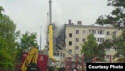 Основная причина подобных инцидентов в Москве - несвоевременный ремонт жилищно-коммунальных систем. (Фото Александры Ведрашко)