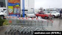 "ТЦ ""Йимпаш"" будет снесён, а на его месте построят парковку"