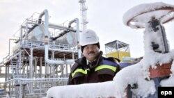 Газотранспортный завод в Новом Уренгое. Иллюстративное фото.