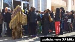 Türkmenistandaky nobatlar