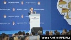 Dačić: Ne pomišljajte da možete Srbiju da ucenjujete