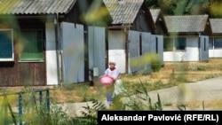 Izbeglice u Krnjači, dvadeset godina posle