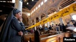 У грудні 2016 року 28 людей загинули внаслідок нападу смертника на коптський храм у Каїрі, Єгипет