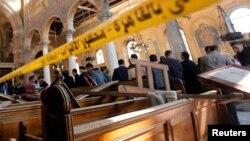 У грудні 2016 року в соборі Каїра також стався вибух, тоді загинули 25 людей