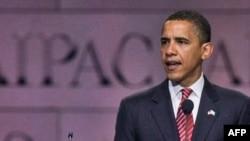 Барак Обама, номзади эҳтимолии Ҳизби демократ дар интихоботи раёсатҷумҳурии ИМА