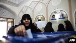 İranda səsvermə