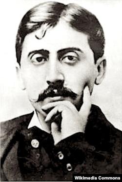 Fransız ədəbiyyatının klassiki Marcel Proust (1871-1922)