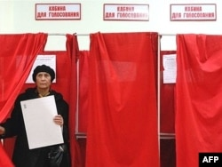 Voting in 2011