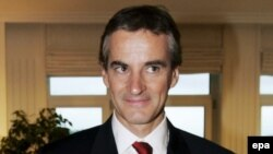 Министерот за надворешни работи на Кралството Норвешка Јонас Гар Сторе