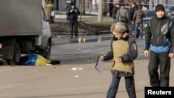 Наслідки теракту в Харкові, 22 лютого 2015 року