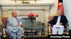 Mahmood Khan Achakzai met Karzai recently.
