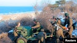 Ushtrime ushtarake të Koresë Veriore
