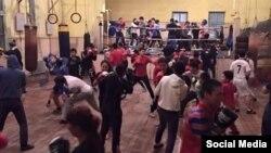 Бокста топ жарған қазақ диаспорасы өкілдері