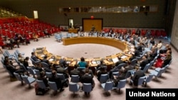 "Saudi Arabia has accused the UN Security Council of having ""double standards."""