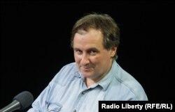 Олександр Черкасов, член правління товариства «Меморіал»