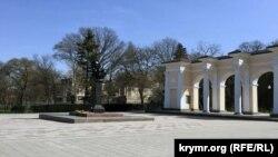 Симферополь, 9 марта 2016 года