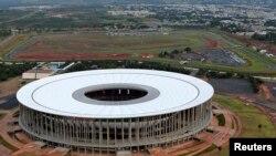 Национальный стадион Бразилии имени Манэ Гарринчи