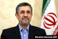 Mahmud Ahmadinejad (file photo)