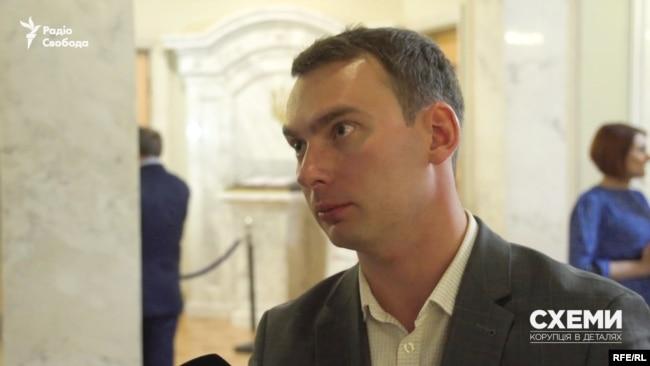 Ярослав Железняк заявив «Схемам», що його поїздку оплатили з фонду олігарха