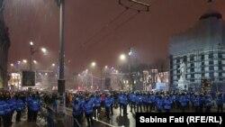 Buharest, 20-nji ýanwar protestleri