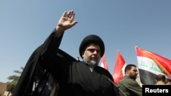 Шиитскиот свештеник Муктада ал Садр