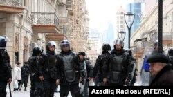 Баку, 2 апреля 2011