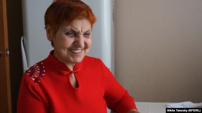 Бабушка Турана