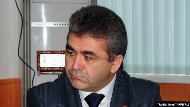 Бег Зухуров, глава Службы связи при правительстве Таджикистана