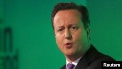Kryeministri Britanik, David Cameron