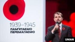 Голова Українського інституту національної пам'яті Володимир В'ятрович