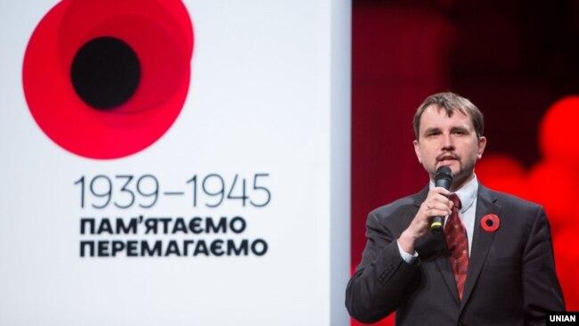 Голова Українського інституту національної пам'яті Володимир В'ятрович (архівне фото)