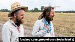 Іван Онисько (зліва) та Юрій Регліс