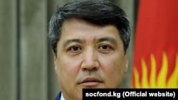 Теңизбек Абжапаров.