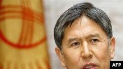 Алмаз Атамбаев, 2007-жылдын 4-апрели.