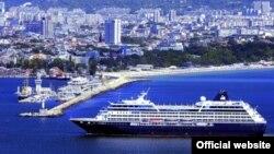 Vedere a portului Varna