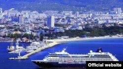 Portul Varna