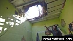 به گفته ریاض سقوط بقایای موشکها بر یک منطقه مسکونی به کشته شدن یک شهروند مصری انجامیدهاست