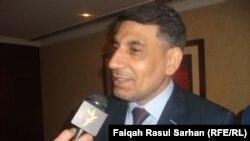 وكيل وزارة النقل العراقية سلمان البهادلي يتحدث لإذاعة العر اق الحر في عمّان