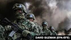 Forcat e Meksikës