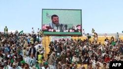 تجمعی از حوثیان یمن