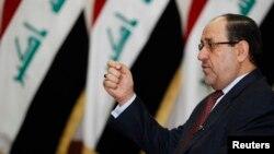 Ирачкиот премиер во заминување, Нури ал-Малики.