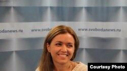 Татьяна Валько, студентка МГУ