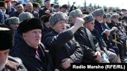 Митинг в столице Ингушетии городе Магасе, 26 марта 2019 года