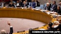 ԱՄՆ - Ռուսաստանը ՄԱԿ-ի Անվտանգության խորհրդում վետոյի է ենթարկում Սիրիայի հարցով Ֆրանսիայի և Իսպանիայի ներկայացրած բանաձևի նախագիծը, Նյու Յորք, 8-ը հոկտեմբերի, 2016թ․