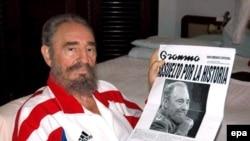 Вильям ван эт Ваут: Фидель Кастро так и не смог привыкнуть носить костюмы