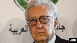 اخضر ابراهیمی روز چهارشنبه سوم آبان در قاهره