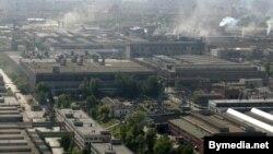 Менскі аўтамабільны завод