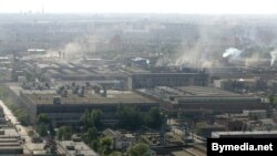 Менскі аўтамабільны завод.