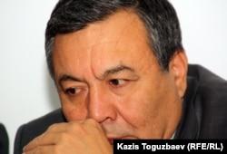 """Лидер движения """"Ұлт тағдыры""""Дос Кошим."""
